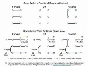 What Sort Of Switch Do I Need For A Single Phase Motor On