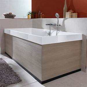 Habillage De Baignoire : habillage dress code pour baignoire droite bathrooms salle de bains baignoire baignoire ~ Dode.kayakingforconservation.com Idées de Décoration