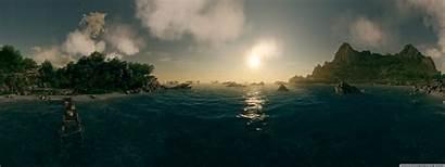 Ocean Deep Desktop 3840 1440 Wallpapers 3200