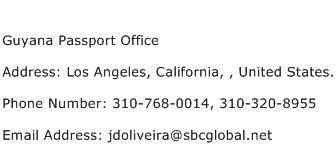 passports phone number guyana passport office address contact number of guyana