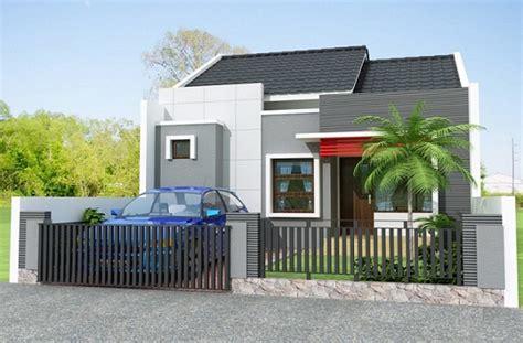 pilihan desain terbaik rumah minimalis type
