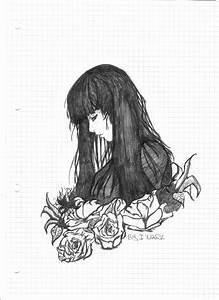 Girl Sad-Cry by Markth23 on DeviantArt