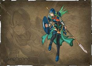 nephenee | Fire Emblem Blog