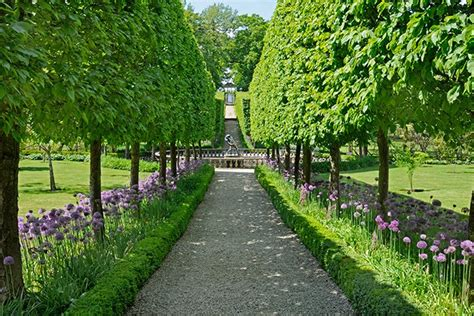 stunning garden allees architectural digest