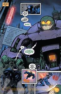 The Joker Gets A Giant Robot Makeover In New DETECTIVE