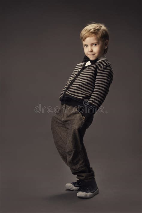 12919 photography style boy in studio child boy fashion studio portrait kid smart casual