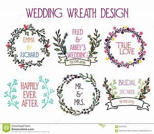 Vector wedding graphic stock vector. Image of artwork ...