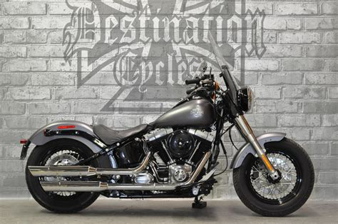 2015 Softail Slim Fls Sold