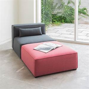 Gus modern mix modular sectional ottoman piece gr shop for Sectional sofa with ottoman canada