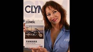 Clymer Manuals Yamaha V Star 1300 Manual Shop Service Manual Vstar1300riders Video