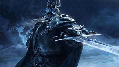 Warcraft 4k Uhd Lich King Wallpapers Gilded
