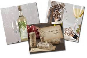 wedding wine favors wine favors uncorked wedding rumors
