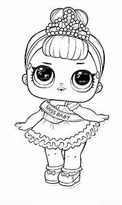 Barbie Coloring Sheets Lol Surprise Coloring Pages To Download And Print For Free