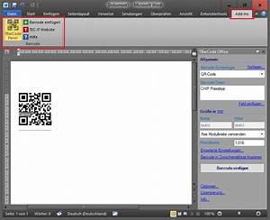 Barcode Erstellen App : barcode mit word erstellen so klappt 39 s chip ~ Markanthonyermac.com Haus und Dekorationen