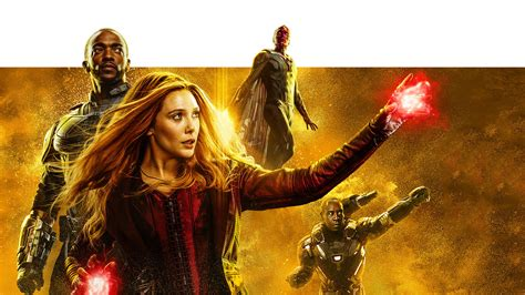 1280x720 Avengers Infinity War Mind Stone Poster 720p Hd 4k Wallpapers, Images, Backgrounds