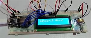 Esp8266 Based Coronavirus Tracker For Your Country