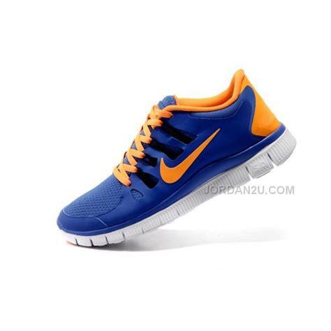 nike free run 5 0 v2 nike free run 5 0 v2 mens running shoes blue orange price