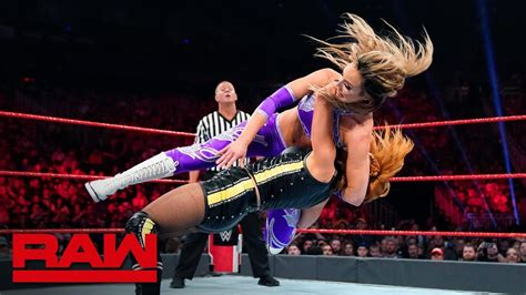 becky lynch nikki cross   iiconics raw