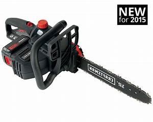Craftsman 40v - Max Lithium Ion Chainsaw - 12 U0026quot  Bar