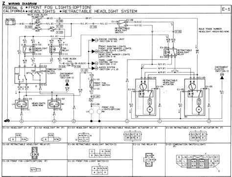 miata wiring diagram retractor motor 36 wiring diagram