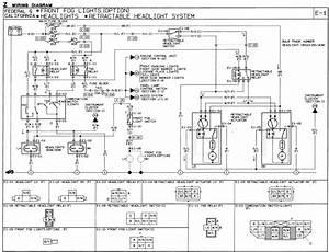 Miata Brainstorm Headlights Wiring Diagram