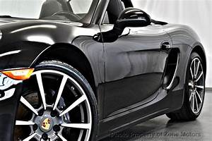 2016 Used Porsche Boxster 2dr Roadster Black Edition At