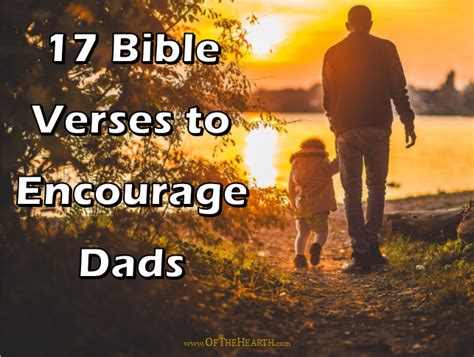 The lord gave this command to joshua son of nun: 17 Bible Verses to Encourage Dads