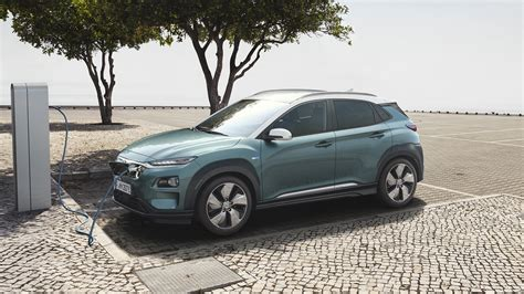 Hyundai Kona 2019 Hd Picture by 2019 Hyundai Kona Electric Pictures Photos Wallpapers