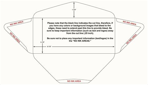 envelope template indesign sampletemplatess