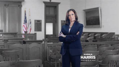 ca senate candidate kamala harris hits airwaves
