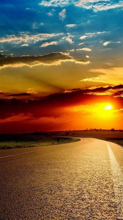 Samsung Galaxy J5 Wallpapers Sunset Nice Mobile