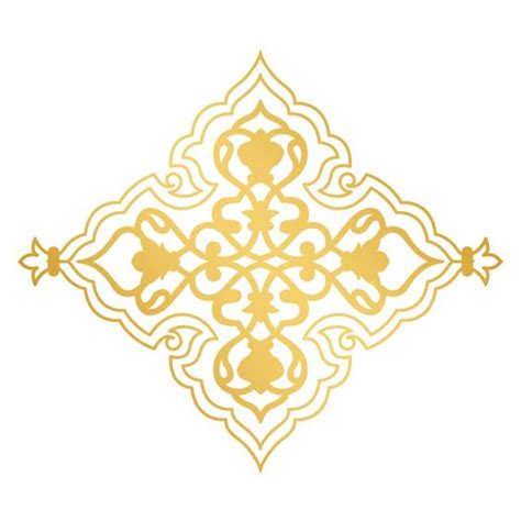 islamic art ornament ornament orname typographic png