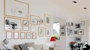 Idee Deco Mur Salon De Dcoration Murale De La Maison