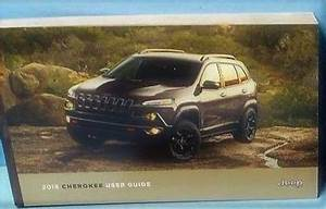 2018 Jeep Cherokee Owner U0026 39 S Operator Manual User Guide