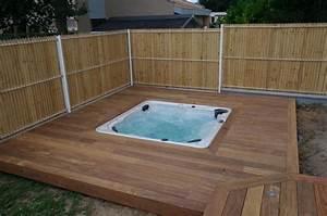 Jacuzzi En Bois : spa jacuzzi en bois fabrication et vente spas bois spa ~ Nature-et-papiers.com Idées de Décoration