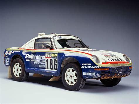 rally porsche porsche 959