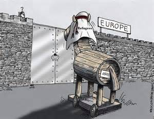 Image result for europe surrenders to islam