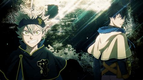 Download the background for free. Black Clover Aesthetic Ps4 Wallpapers - Wallpaper Cave