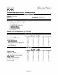 Pin by dianne thompson on business pinterest for Sales skills assessment template