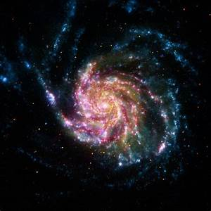 Chandra    Photo Album    M101    May 24  2012