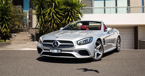 2019 Mercedesbenz Sl To Share Platform With Amg Gt Sl