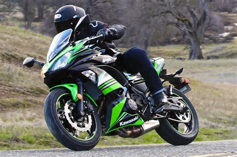2017 Kawasaki Ninja 650 Review