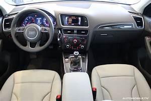 Audi Q5 Interieur : nouveaut s l 39 audi q5 restyl disponible chez ennakl automobiles ~ Voncanada.com Idées de Décoration