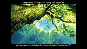 Kokia - What a Wonderful World [Sub Español] - YouTube  Wonderful