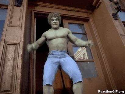 Hulk Incredible Angry Muscles Ripped Strong Mad