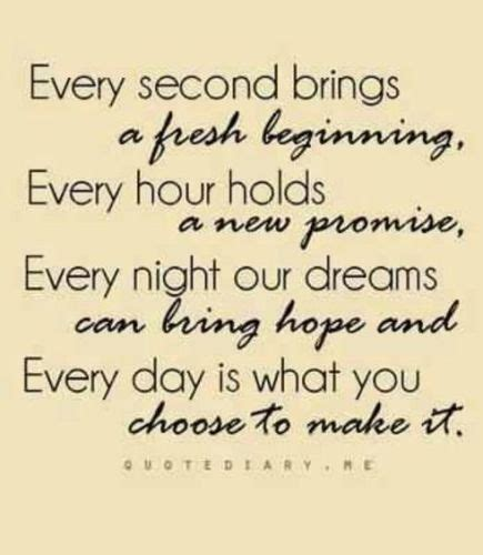 new year brings new beginnings quotes