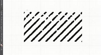 Hatching Illustrator Pattern Cross Stretch Lines Brushes