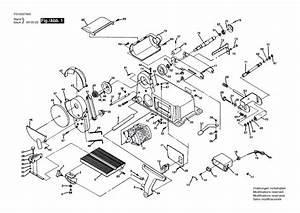 Skil 3370 F012337000 Parts