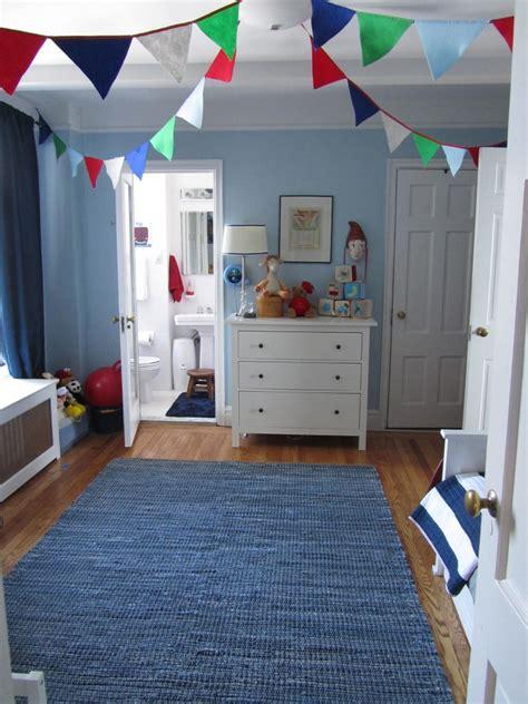 Little B's Big Boy Room  Project Nursery