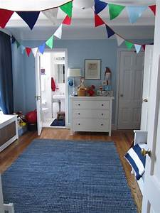 Little B's Big Boy Room - Project Nursery